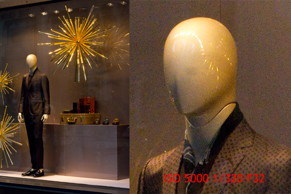 Mannequins in Store Display on Fifth Avenue