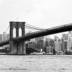 Brooklyn Bridge (tilt shift)